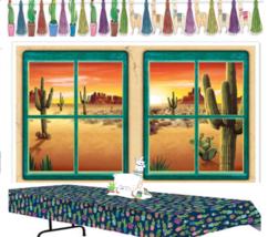 Llama Party Decorations   Alpaca Cactus Themed Party Decoration Bundle - $29.95