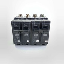 Pack of 2 GE RT-693 2-Pole 15A Circuit Breaker - $28.05