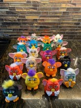 Vintage Lot Of 20 1998 McDonalds Furby Happy Meal Toys Furbies Smoke-FREE - $60.00