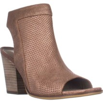 naturalizer Yanni Heeled Zip Sandals, Rose Dust - $50.69
