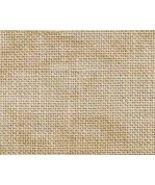 Counry Mocha 36ct Edinburgh Linen 18x27 1/4yd cut Zweigart cross stitch ... - $15.75