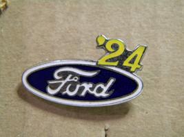 1924 FORD EMBLEM  hat pins lapel pins   - $7.95