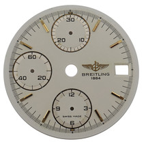 Breitling A13048 Chronomat 29mm White Dial for 40.5 mm Mens Watch - $249.00