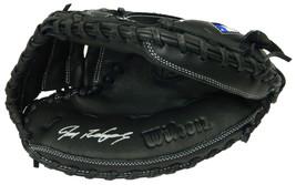 Ivan Rodriguez Signed Wilson A360 Black Catchers Glove - $195.00
