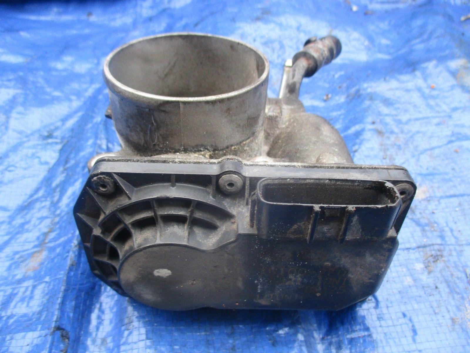 2012 Hyundai Elantra 1.8 NU10 throttle body assembly engine motor OEM electronic image 3