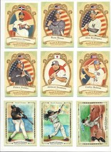 2009 TOPPS ALLEN & GINTER INSERTS  HIGHLIGHTS, NATIONAL PRIDE - WHO DO Y... - $0.99+