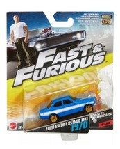 Fast And Furious Fast & Furious 6 -  1970 Ford Escort Rs1600 MK1 Vehicle... - $4.97