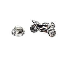 sports racing Motorbike Lapel Pin Lapel Pin tie pin, Lapel Pin Badge, in gift bo