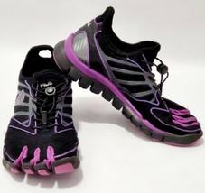 Fila Skele-toes Performance 5pk 14023-046 Running Training Shoes Black P... - €26,01 EUR