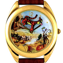 Winnie The Pooh & Tigger Too Animated Pumpkin LTD Fossil Disney HTF Unwo... - $247.35