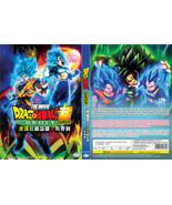 Anime DVD Dragon Ball Super : Broly The Movie (2018) English Dubbed Free... - $12.50
