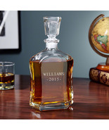 Argos Custom Liquor Decanter - $59.95