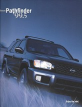 1999.5 Nissan PATHFINDER sales brochure catalog US 1999/2000 XE SE LE - $8.00