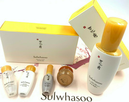 Sulwhasoo First Care Activating Serum EX Essence 90ml & 4 Travel Set Ant... - $113.85