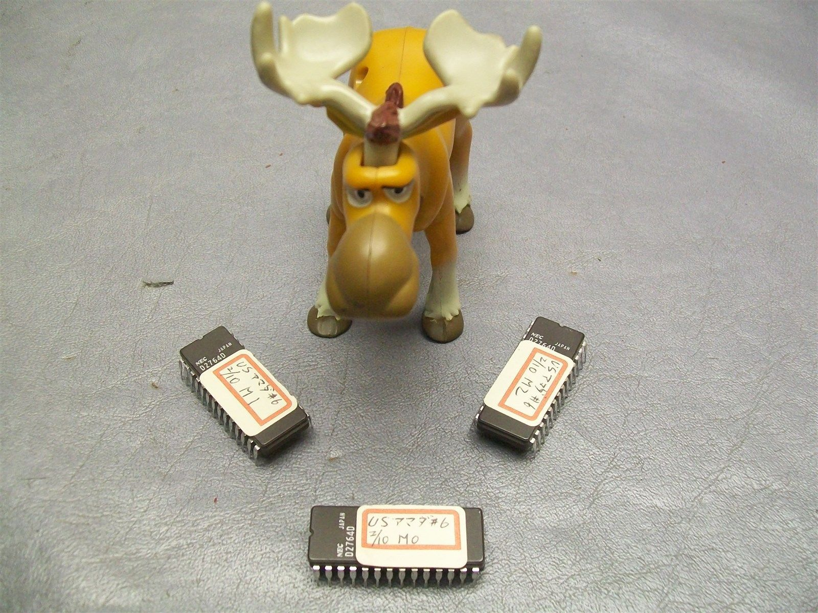 Nec D2764d Integrated Circuit Lot Of 3 And 50 Similar Items Image Picture Circuits S L1600