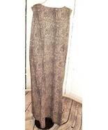 Uniform Woman John Paul Richard Snakeprint Sleeveless Dress Plus Size 3X - $17.77