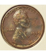 1939-S Lincoln Wheat Penny VF #302 - $0.67
