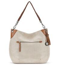 New The Sak Women's Indio Leather Hobo Bag Nude Sparkle - $118.79