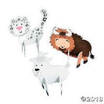 3D Mountain Animals  - $5.34