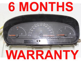 97-00 Dodge CARAVAN VOYAGER Cluster -3spd BLACK  PLUG NoTacho -Manual PR... - $118.75
