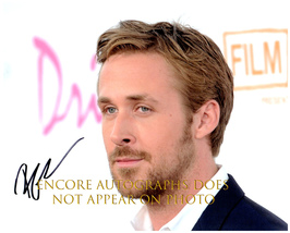 RYAN GOSLING  Authentic Original  SIGNED AUTOGRAPHED PHOTO w/ COA 230 - $75.00