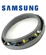 Washer Door Boot Gasket Assembly For Samsung WF45H6300AW/A2-01 WF50K7500... - $179.99