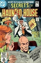 Secrets of Haunted House #31 Comic Book from DC Comics - $8.17