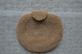 Antique Art Deco Coin Purse---Beaded Evening Bag---From The 1920-30's - $29.00