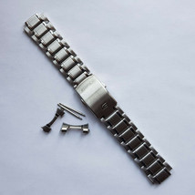Genuine Replacement Watch Band 22mm Stainless Steel Bracelet Casio EFS-S... - $77.60