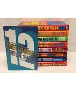 Lot of 9 Janet Evanovich books hardcover Stephanie Plum novels - $20.00