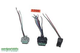 2003-2008 Infiniti FX35 FX45 headlight headlamp pigtail plugs set oem HID  - $24.26