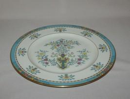 Dinner Plate Lenox Blue Tree Gold Trim & Backstamp Made in USA - $18.76