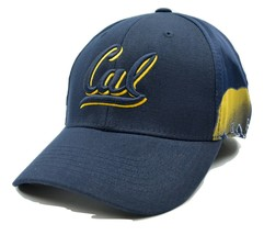 Cal State Golden Bears TOW Deja Vu Stretch Fit NCAA Team Logo Cap Hat L/XL - $18.95