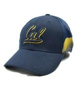 Cal State Golden Bears TOW Deja Vu Stretch Fit NCAA Team Logo Cap Hat L/XL - $18.95