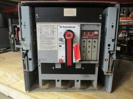 GE PowerBreak TCVVF6612 1200A 3p 600V MO/DO in Cubicle Breaker w/ LSG Used E-ok - $3,000.00