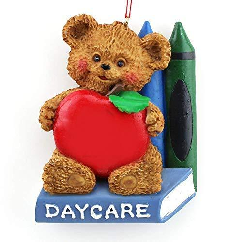 Daycare Personalized Christmas Holiday Ornament - $17.33