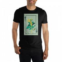 Marvel Loki Playing Card T-Shirt Black - £23.24 GBP+
