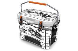 "Ozark Trail Wrap ""Fits 26qt Cooler"" 24mil Skin Full Kit BoneFish Wood White - $56.95"