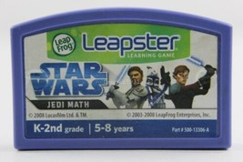 Leap Frog Leapster Star Wars Jedi Math ~ Cartridge Only - $5.93