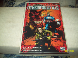 Captain America / Nick Fury: The Otherworld War #1 (Oct 2001, Marvel) - $7.00