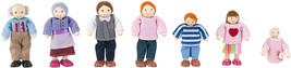 Kidkraft Doll Family of 7 - $27.99