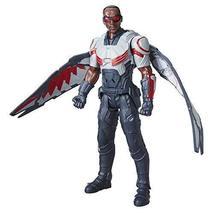 Marvel Titan Hero Series Marvels Falcon Electronic Figure - $44.54