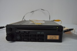 2001-2006 Hyundai Santa Fe Radio Cd Player 96170-26303SF Testd T39#020 - $29.70