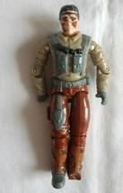 G.I. JOE ARAH Bullhorn Action Figure Series 9 1990 Hasbro - $2.37