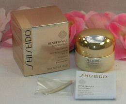 New Shiseido Benefiance Nutriperfect Day Cream SPF 18 1.8  Oz / 50 ml Su... - $84.99