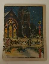 Vtg 1950s Christmas Carols Song Booklet John Hancock Mutual Life Insuran... - $5.00
