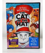 Dr. Seuss The Cat in the Hat DVD Deluxe Edition 2012 Dr. Seuss's NEW & S... - $11.87