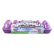 Hatchimals CollEGGtibles 12Pack Egg Carton with Exclusive Season 4 Hatch... - $21.94