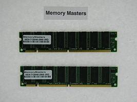MEM-7120/40-256S 256MB 2x128MB Memory for Cisco 7100 Series (MemoryMasters)