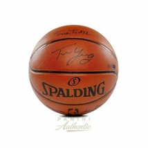 """Trae Young Signed Spalding Replica Basketball with """"True To ATL"""" Insc LE to 111 - $316.80"""